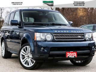Used 2013 Land Rover Range Rover SPORT HSE LUXURY for sale in North York, ON