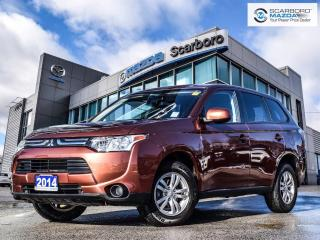 Used 2014 Mitsubishi Outlander AWD|NEW TIRES|LOW KM for sale in Scarborough, ON