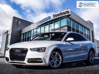 Used 2015 Audi A5 2.0T Technik S-LINE|NAV|1 OWNER for sale in Scarborough, ON