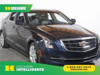Used 2015 Cadillac ATS AC GR ELEC CUIR for sale in St-Léonard, QC