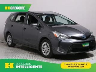 Used 2015 Toyota Prius V Hybride for sale in St-Léonard, QC
