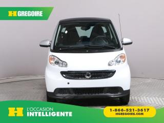 Used 2013 Smart fortwo C A/c for sale in St-Léonard, QC