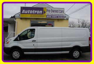 Used 2015 Ford TRANSIT-250 EXTENDED, Loaded, Hitch for sale in Woodbridge, ON