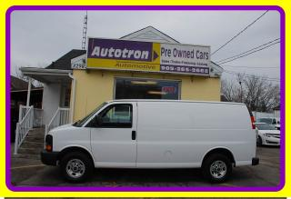 Used 2015 GMC Savana 2500 3/4 Ton Cargo Van, Loaded for sale in Woodbridge, ON