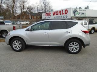 Used 2012 Nissan Murano SV for sale in Scarborough, ON