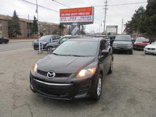 Used 2010 Mazda CX-7 GT LEATHER,SUNROOF !!! for sale in Toronto, ON