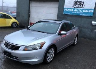 Used 2008 Honda Accord for sale in Gloucester, ON