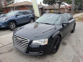 Used 2013 Audi A8 4dr Sdn Premium 3.0T for sale in Toronto, ON