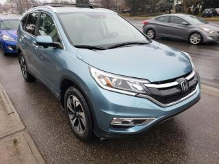 Used 2016 Honda CR-V AWD 5dr Touring for sale in Toronto, ON
