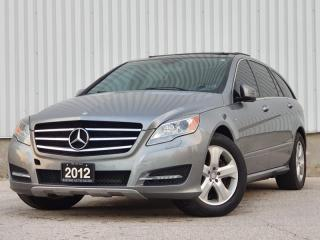 Used 2012 Mercedes-Benz R-Class BlueTEC 4MATIC|7 Passenger | SOLD AS IS for sale in Mississauga, ON