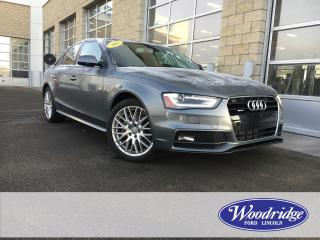 Used 2015 Audi A4 2.0T Komfort plus for sale in Calgary, AB
