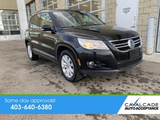 Used 2009 Volkswagen Tiguan 2.0T Highline for sale in Calgary, AB