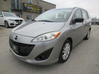 Used 2012 Mazda MAZDA5 4dr Wgn GS for sale in Newmarket, ON
