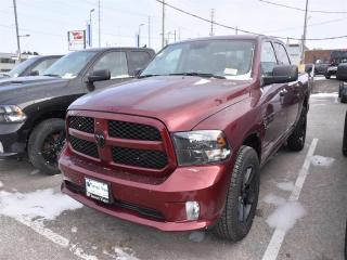 New 2019 RAM 1500 Classic Express|4X4|EXPRESS VALUE PKG|SPORT HOOD|8SPD TRAN for sale in Concord, ON