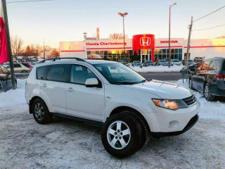 Used 2009 Mitsubishi Outlander ES AWD **PNEUS HIVER NOKIAN CLOUTÉ SUR R for sale in Charlesbourg, QC