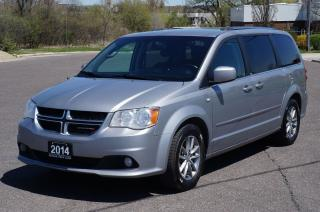 Used 2014 Dodge Grand Caravan 30th Anniversary Stow 'N Go ~ Leather for sale in Scarborough, ON