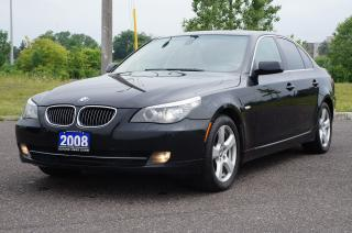 Used 2008 BMW 5 Series 528xi for sale in Scarborough, ON