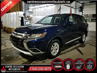 Used 2018 Mitsubishi Outlander ES AWC/AWD  Carplay+Android+Bi-zone+camé for sale in Blainville, QC