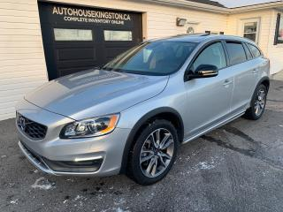 Used 2015 Volvo V60 T5 Cross Country for sale in Kingston, ON