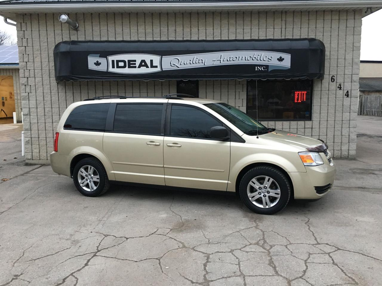 Used 2010 Dodge Grand Caravan Sxt For Sale In Mount Brydges Ontario