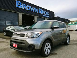 Used 2018 Kia Soul LX, LOCAL, NO ACCIDENTS for sale in Surrey, BC