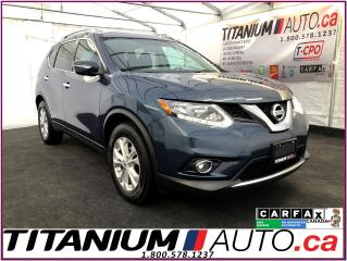 Used 2015 Nissan Rogue SV-Camera-Pano Roof-Heated Power Seats-Traction Co for sale in London, ON