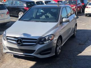 Used 2015 Mercedes-Benz B-Class B 250 Sports Tourer/cam/NAV/Sunroof/1owner for sale in Toronto, ON