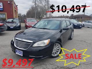 Used 2013 Chrysler 200 Limited for sale in Windsor, ON