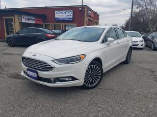 Used 2017 Ford Fusion SE for sale in Windsor, ON