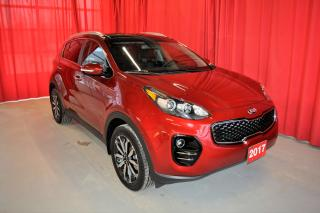 Used 2017 Kia Sportage EX Premium | One Owner | Leather | Sunroof for sale in Listowel, ON