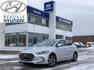 Used 2018 Hyundai Elantra GL SE, PUSH START for sale in Toronto, ON