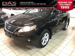 Used 2011 Lexus RX 350 PREMIUM LEATHER/SUNROOF for sale in North York, ON