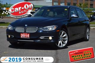 Used 2014 BMW 328 d xDrive DIESEL TOURING LEATHER NAV PANO ROOF for sale in Ottawa, ON