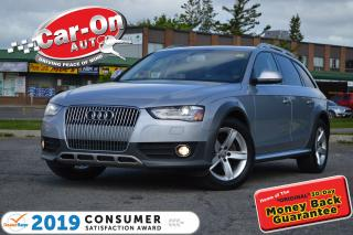 Used 2016 Audi A4 Allroad 2.0T LEATHER PANO ROOF HTD SEATS LOADED for sale in Ottawa, ON