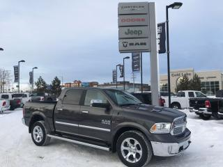 New 2018 RAM 1500 CREW 4X4 LARAMIE for sale in Cold Lake, AB