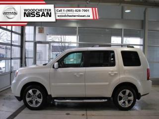 Used 2014 Honda Pilot EX-L  - $196.27 B/W for sale in Mississauga, ON
