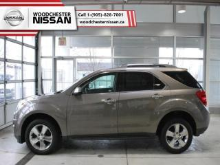 Used 2012 Chevrolet Equinox 2LT  - $136.83 B/W for sale in Mississauga, ON