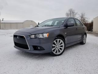 Used 2009 Mitsubishi Lancer 5dr HB Ralliart for sale in Edmonton, AB