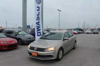 Used 2015 Volkswagen Jetta 2.0L Trendline+ | Back-Up Camera!! for sale in Whitby, ON