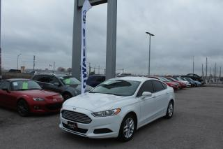 Used 2014 Ford Fusion SE | Back-Up Camera!! Bluetooth!! for sale in Whitby, ON