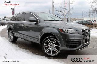 Used 2015 Audi Q7 3.0 TDI Vorsrpung + Nav | 21'' | NEW TIRES! for sale in Whitby, ON