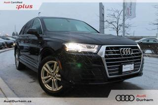 Used 2017 Audi Q7 3.0T Technik + S-Line | 360 Cam | Virtual Cockpit for sale in Whitby, ON