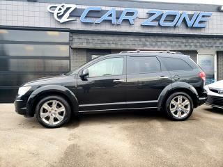 Used 2010 Dodge Journey R/T AWD 7 PASS LEATHER SUNROOF for sale in Calgary, AB
