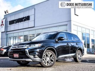 Used 2018 Mitsubishi Outlander SE TOURING | DEMO SALE! | Blind Spot for sale in Mississauga, ON