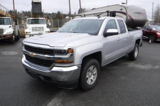 Used 2019 Chevrolet Silverado 1500 Double Cab Short Box 4WD for sale in Burnaby, BC