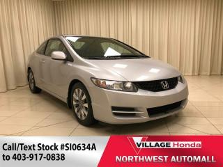 Used 2009 Honda Civic COUPE EX-L for sale in Calgary, AB