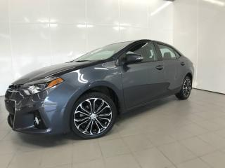 Used 2016 Toyota Corolla Model Sport, A/C, Sieges Chauffants, Cam for sale in Montréal, QC
