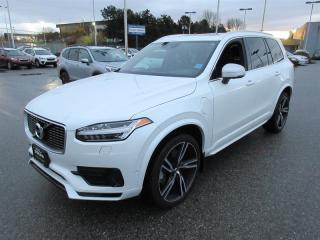 Used 2017 Volvo XC90 T8 PHEV AWD R-Design BLUETOOTH | HEATED SEATS | 360 CAMERA | NAVIGATION for sale in Vancouver, BC