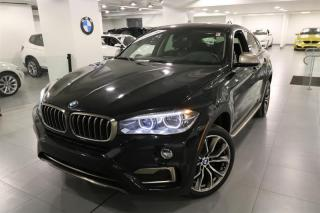 Used 2016 BMW X6 xDrive35i for sale in Newmarket, ON