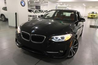 Used 2015 BMW 228i xDrive Coupe for sale in Newmarket, ON